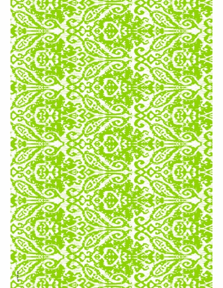 Green Daze Floor Mat