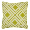 Green Edo Pillow