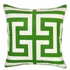 Green Estate Pillow