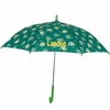 Green Frog Kids Personalized Umbrella