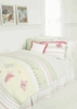 Green Gingham Check Twin Duvet Cover
