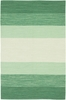 Green Ombre India Rug