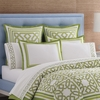 On Sale Green Parish Duvet Cover - Full/Queen