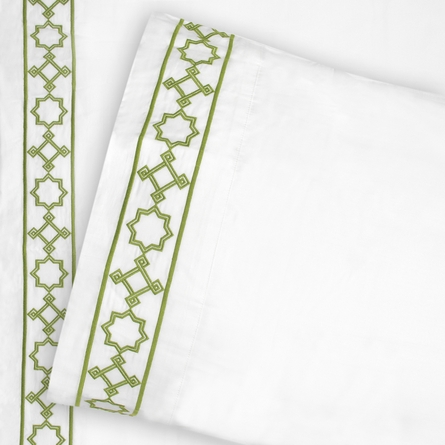Green Parish Sheet Set