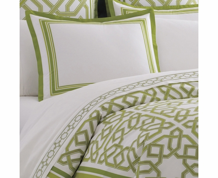 On Sale Green Parish Standard Shams