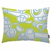 Green Transport Pillow