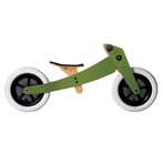 Green Wishbone Bike - 2 in 1