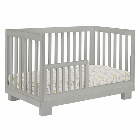 Grey Modo Convertible Crib By Babyletto Rosenberryrooms Com