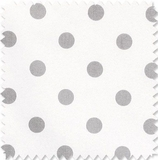 Grey Polka Dot - Grade A