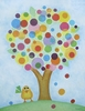 Gumball Tree Canvas Wall Art