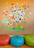 Gumball Tree Peel & Place Wall Stickers