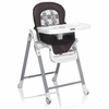 Gusto Highchair - Coffee