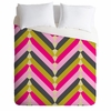 Gypsy Chevron Lightweight Duvet Cover