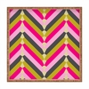 Gypsy Chevron Square Tray