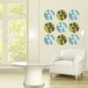 Habitat Dot Wall Decals
