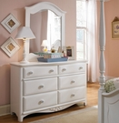 Haley Six Drawer Double Dresser