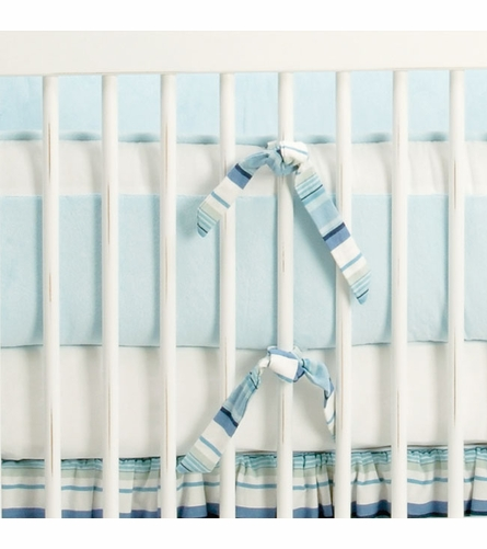 Hampton 3-Piece Crib Bedding Set
