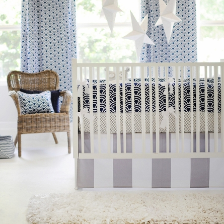 Hampton Bay Crib Bumper