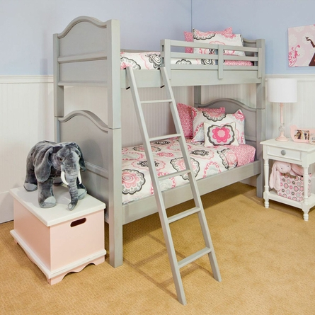 Hampton Twin Bunk Bed