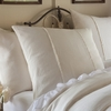On Sale Hampton Cream Euro Sham