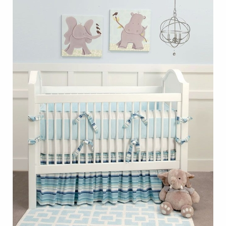 Hampton Crib Skirt
