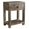 Hampton Drawer End Table