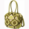 Hampton Holdall Diaper Bag - Key Lime Cream Cake