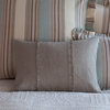 Hampton Natural Boudoir Pillow