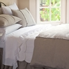Hampton Natural Duvet Cover