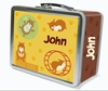 Hamster Havoc Personalized Lunch Box
