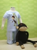 Hang Monkey Baby Tee and Pant Set