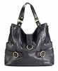 Hannah Diaper Bag - Black