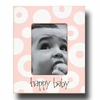 Happy Baby Rose Picture Frame