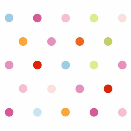 Happy Dot Twin Sheet Set