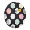 Happy Dots Oval Magnet Board