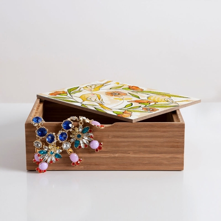 Happy Family Single Jewelry Box