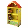Happy Farm Wooden Barn Bookshelf