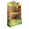 Happy Farm Wooden Bookshelf