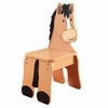 Happy Farm Wooden Horse Chair