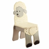 Happy Farm Wooden Sheep Chair