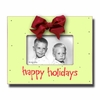 Happy Holidays Lime Picture Frame