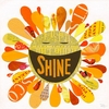 Happy Shine Canvas Wall Art
