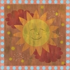 Happy Sun Canvas Wall Art