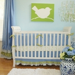 Harper Crib Bedding - 3 Piece Set