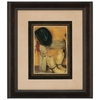 Hat & Boots Framed Art