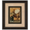 Hat & Saddle Framed Art