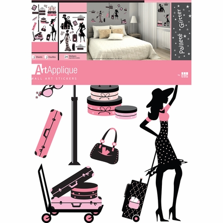 Haute Couture Wall Decals