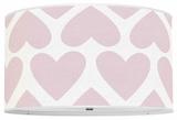 Hearts Light Pink