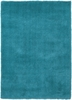 Heaven Shag Rug in Aqua