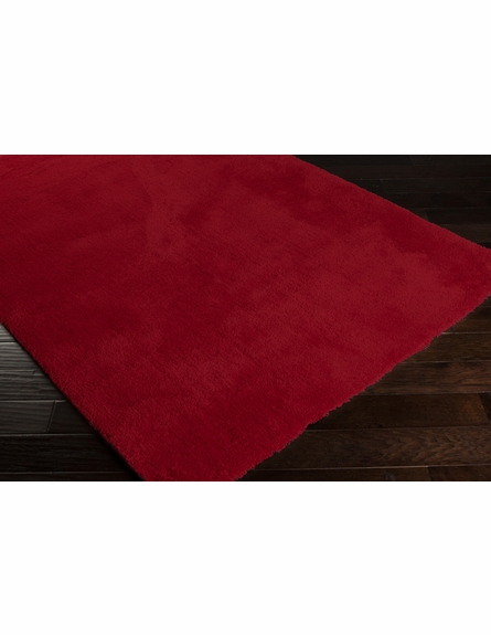 Heaven Shag Rug in Red